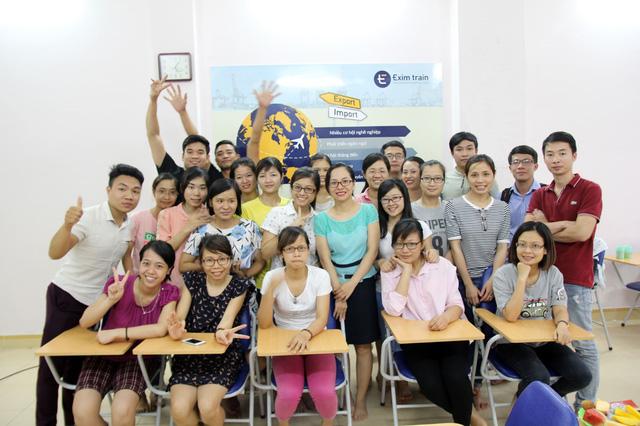 lớp học nghiệp vụ xuất nhập khẩu