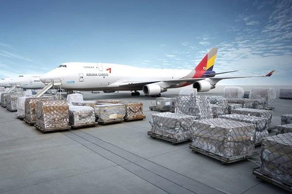 quy trình xuất nhập khẩu đường hàng không
