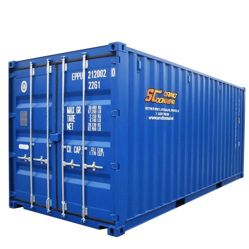 loại container 20 DC