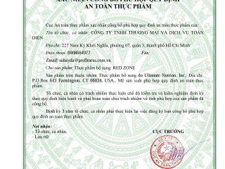 giấy chứng nhận y tế