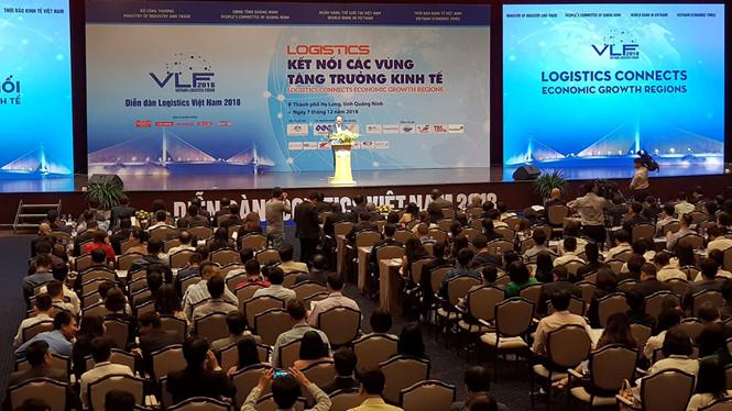 diễn đàn logistics 2018