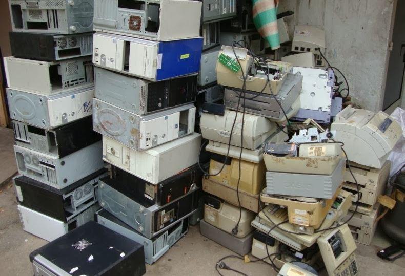 Danh mục các sản phẩm công nghệ thông tin đã qua sử dụng bị cấm nhập khẩu