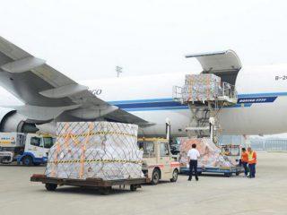 Quy trình nhận hàng xuất từ sân bay Tân Sơn Nhất