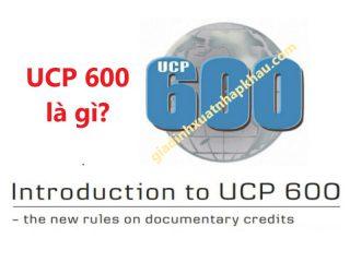 UCP 600 là gì?